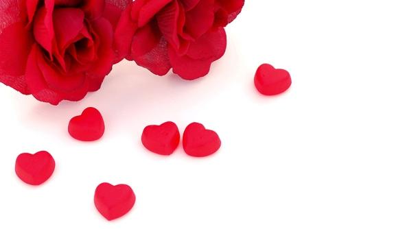 amor sufrimiento compasion anthony tony mello angustia apego ego necesidad corazones petalos flor rosa afecto amistad romantico romanticismo