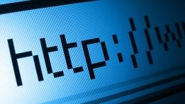 World wide web internet direccion URL digitos digital monitor navegador