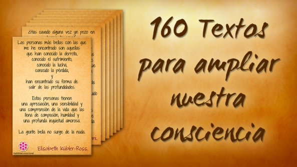 Textos emocionales inteligencia emocional espiritualidad psicologia sabiduria iluminacion consciencia